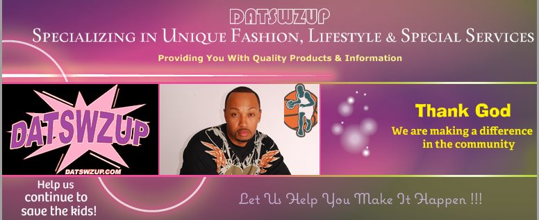 Specializing in Unique Fashion, Lifestyle & Special Services - Providing You With Quality Products & Information